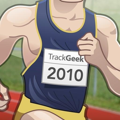 TrackGeek Logo