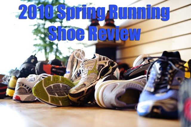 2010 Competitor Magazine Running Shoe Review