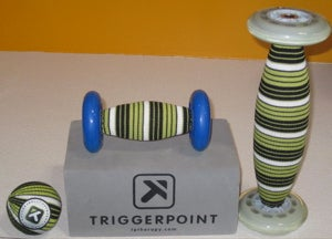 Trigger Point Therapy Ultimate 6 Kit plu, www.tptherapy.com
