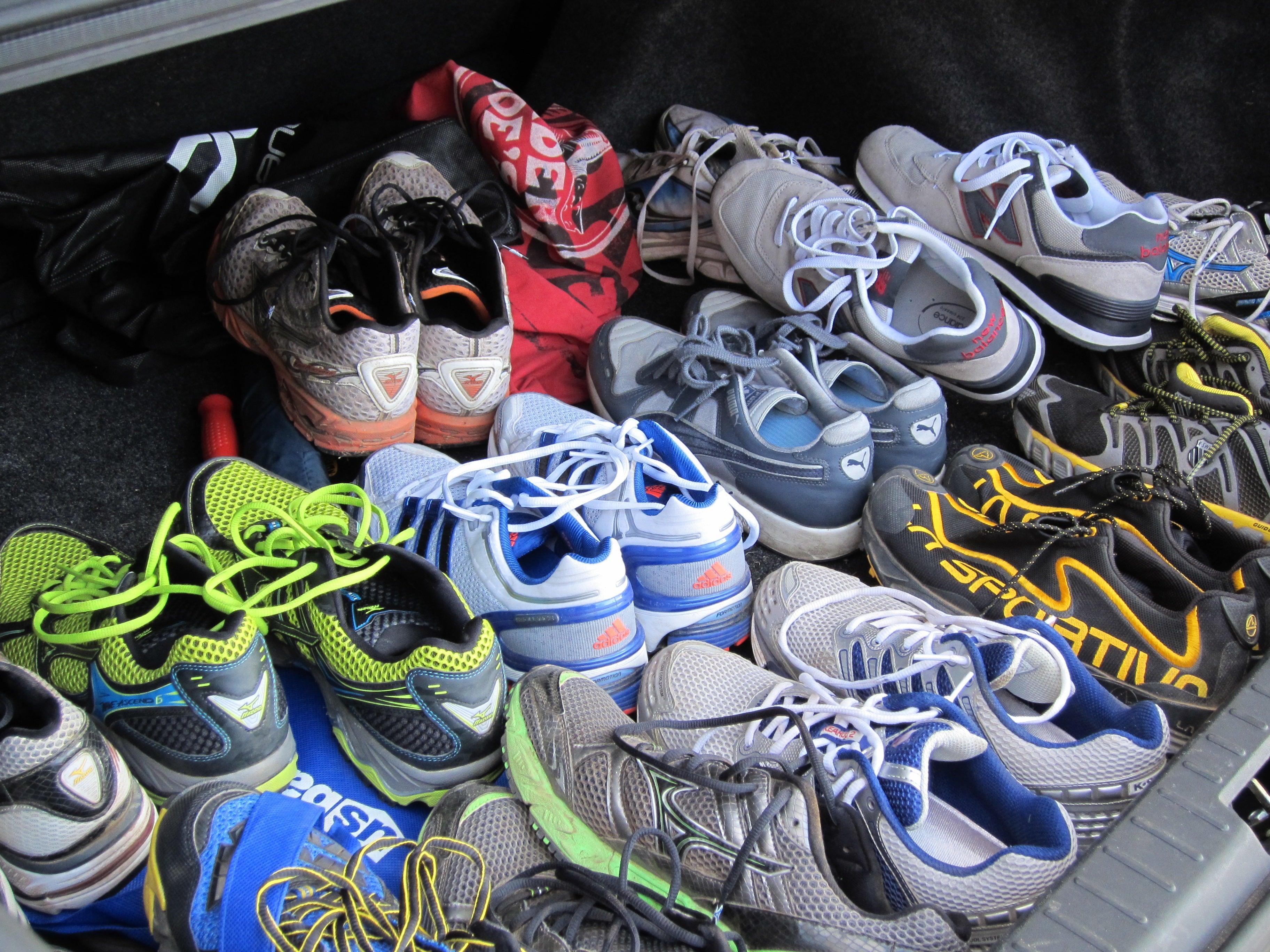 Running Shoe For Cross-Training