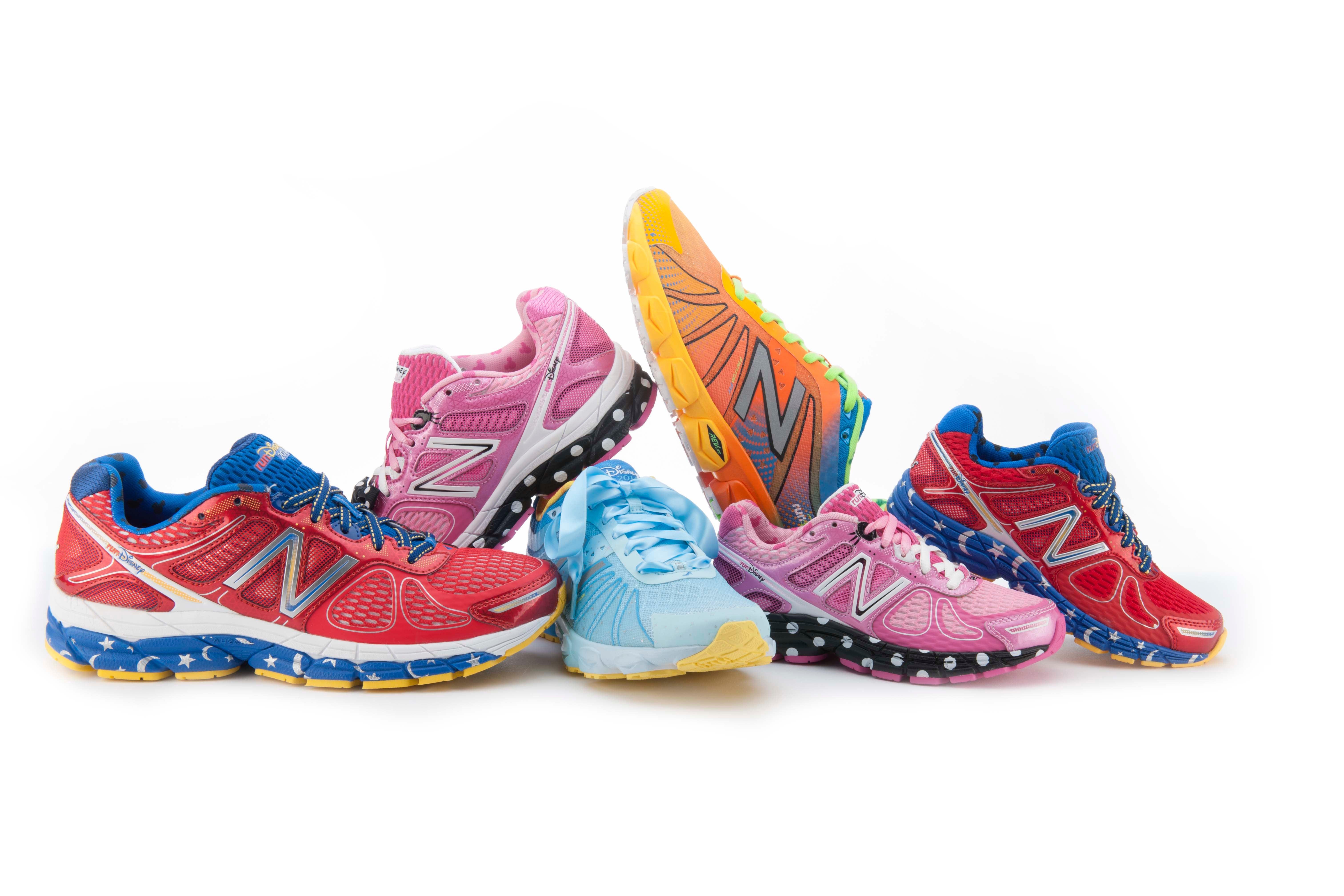 New Balance 2014 runDisney Shoes