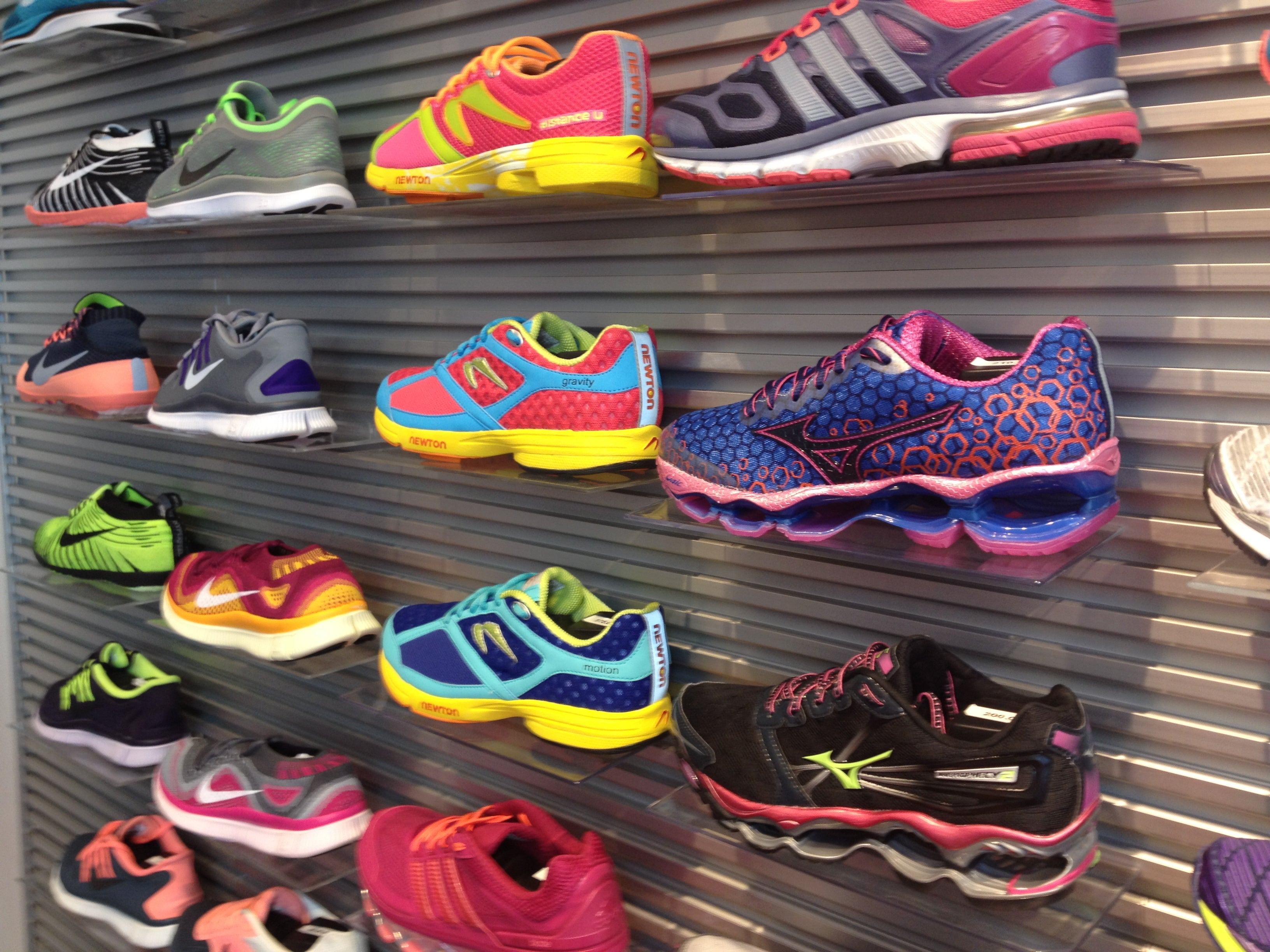 Running Retailers Say About Shoe Trends