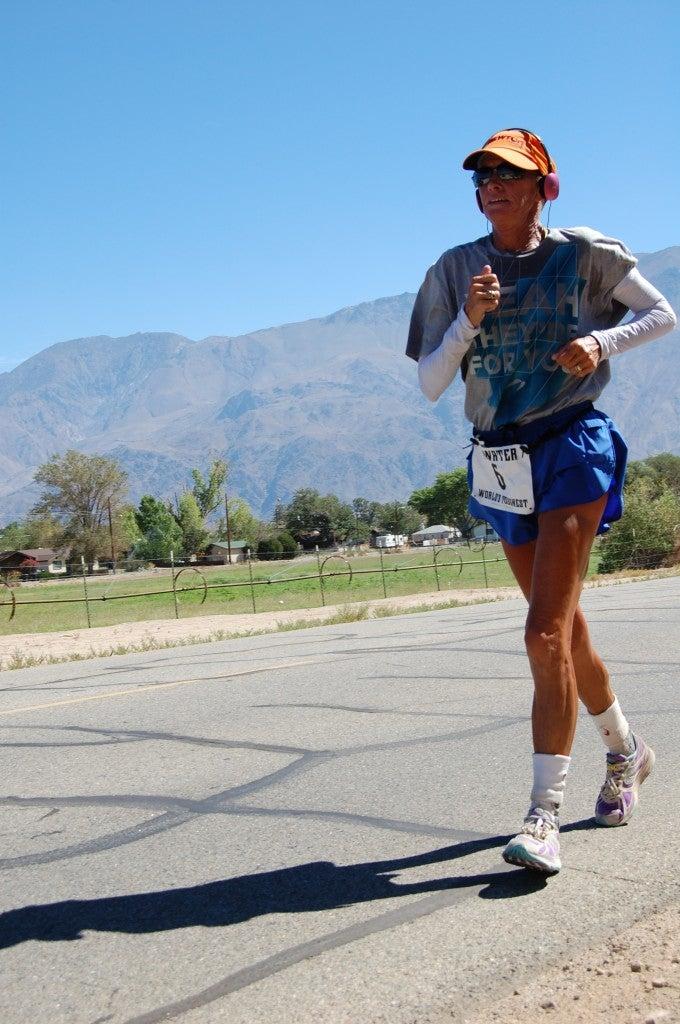 Pam Reed ultrarunner