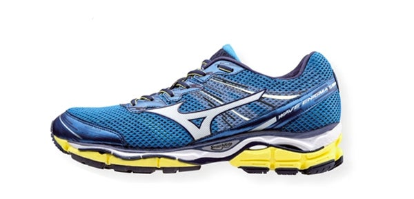 The Enigma 5 is a premium-level cushioned trainer that has been nicely improved.