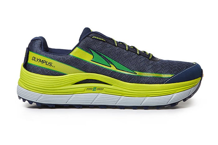 running shoes with the most cushion