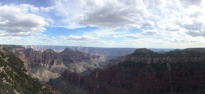 Grand Canyon opener