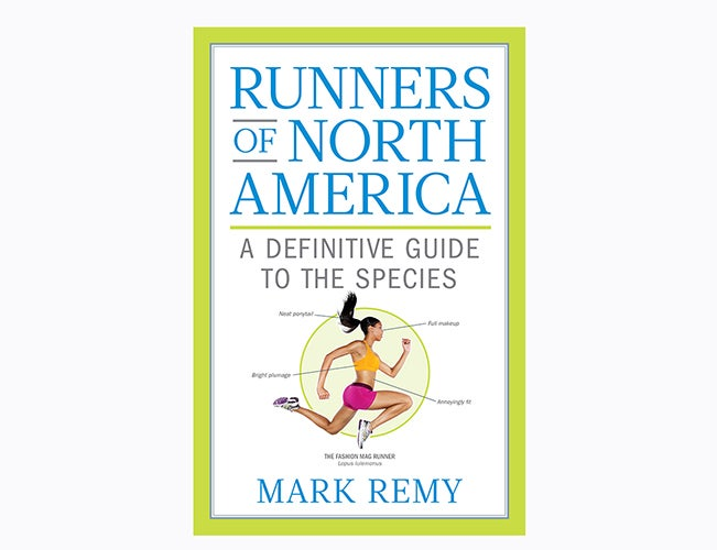 Runners of North America: A Definitive Guide to the Species,