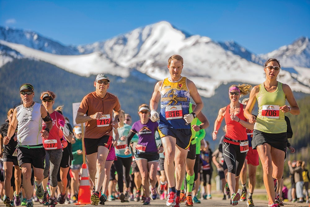 Run the Rockies Half Marathon