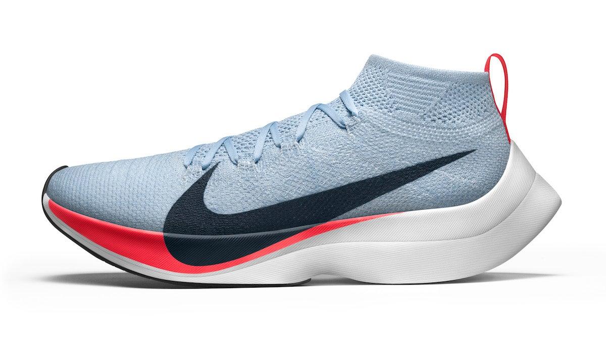 Shoe Designed to Run a Sub-2-Hour Marathon