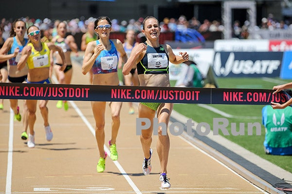 jenny simpson 2017 USATF Outdoor Track and Field Championship
