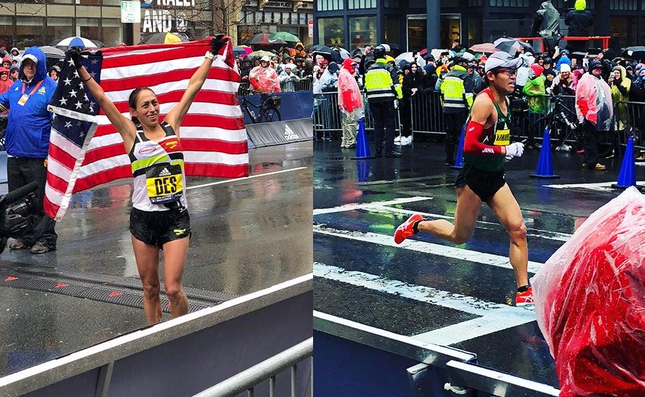 Boston winners