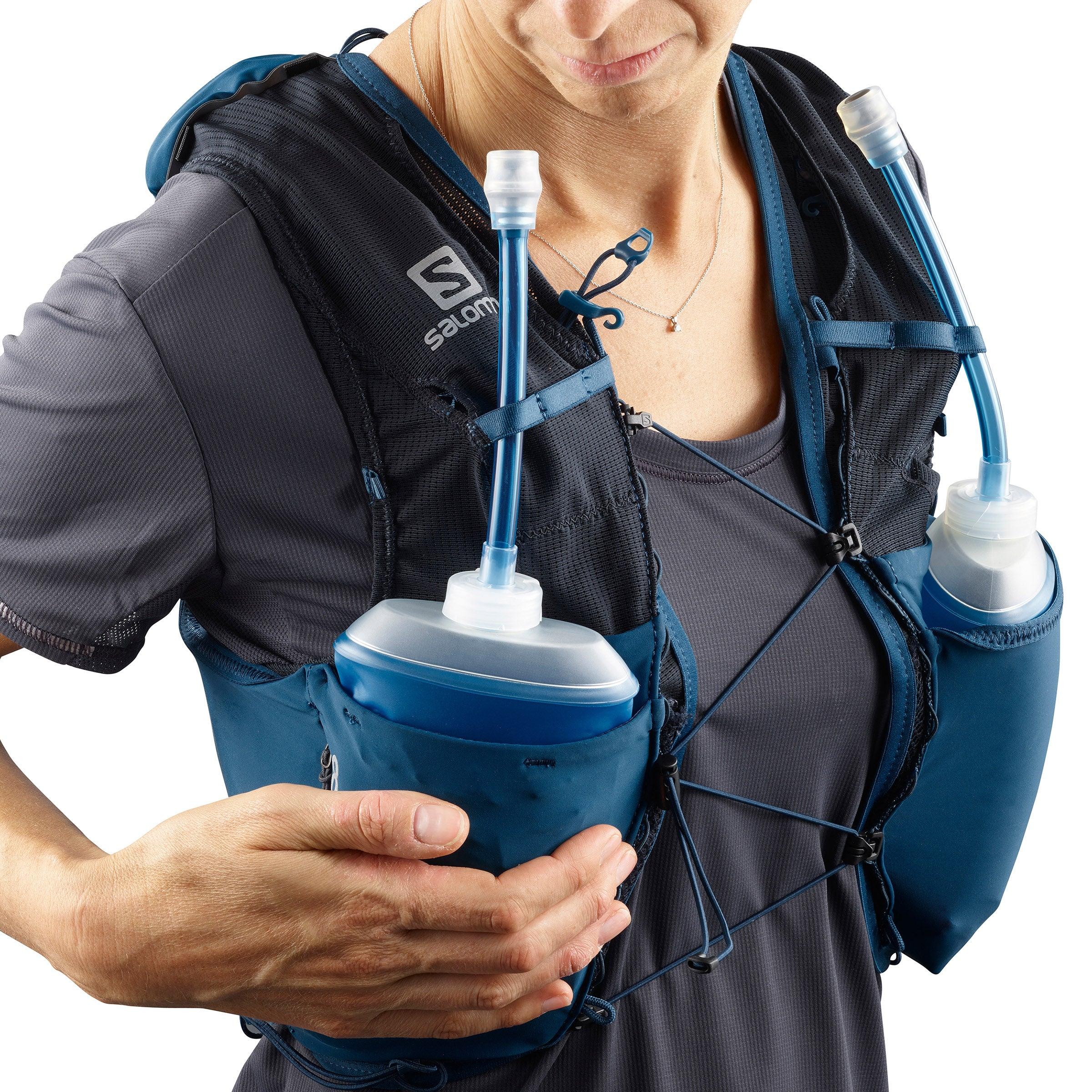 Women's specific hydration vest