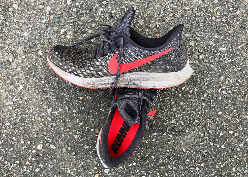 100 Miles in Nike's Air Zoom Pegasus 35