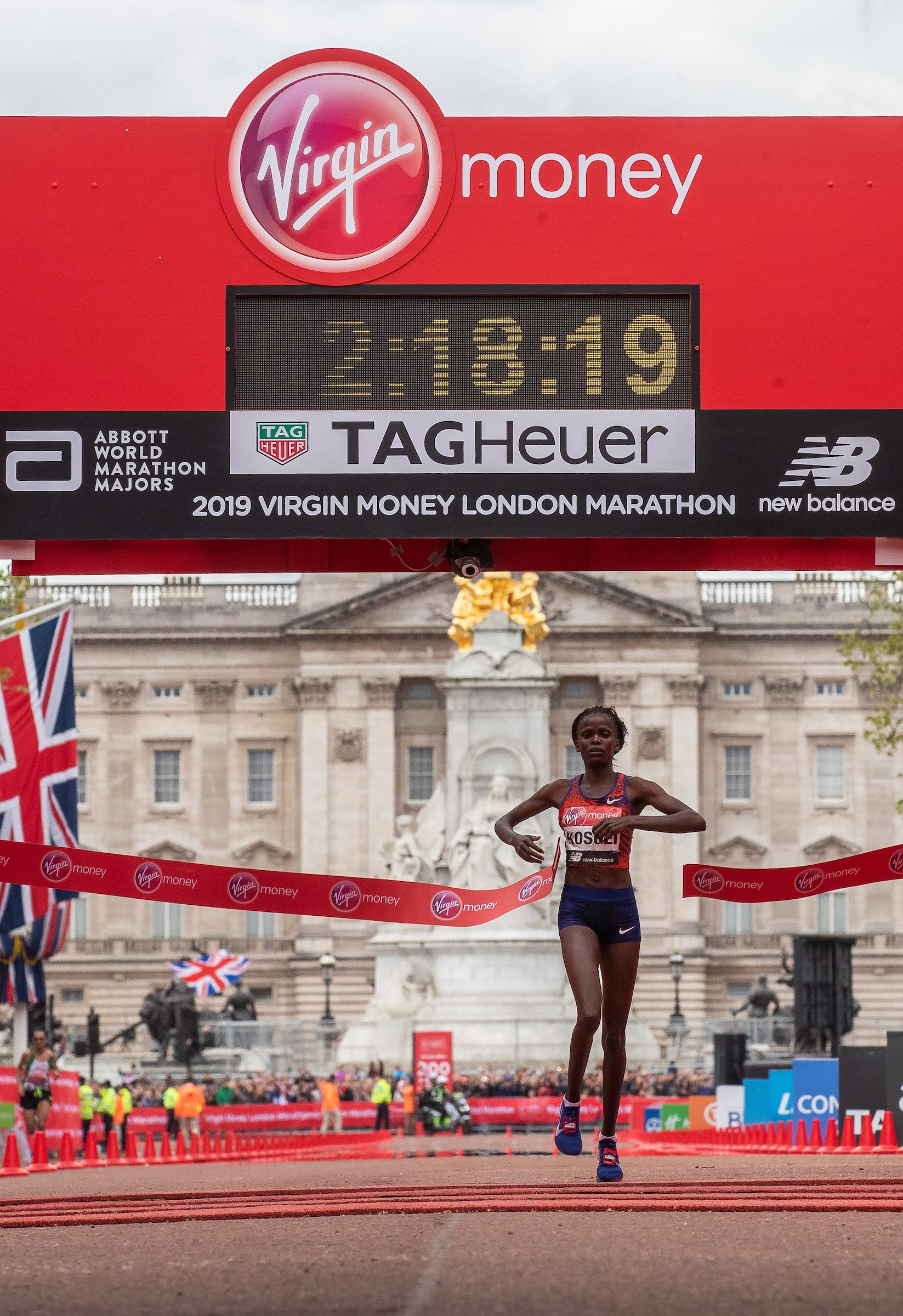 Bridget Kosgei London