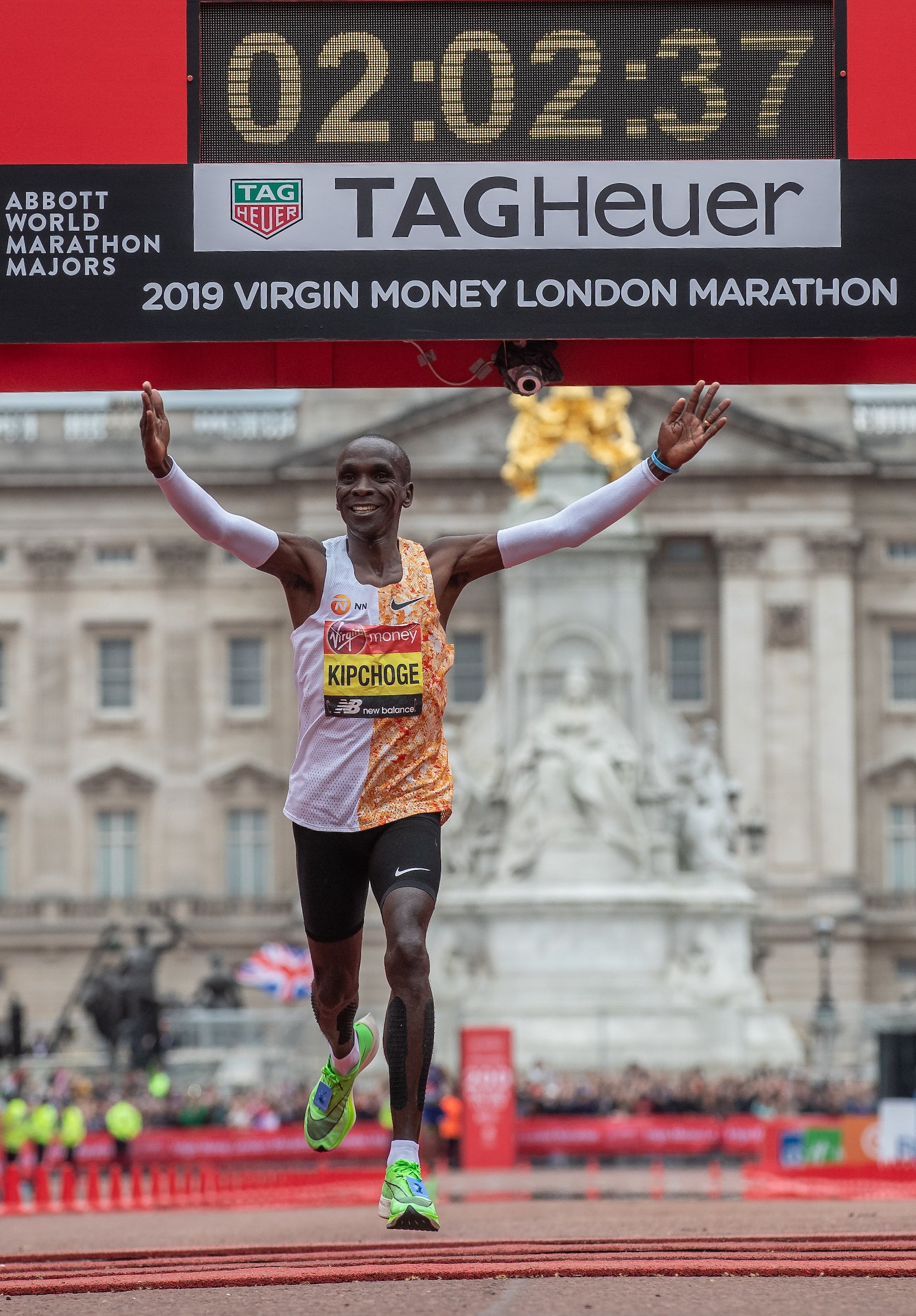 Kipchoge London