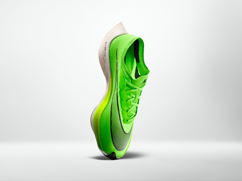 Nike ZoomX Vaporfly NEXT% upper