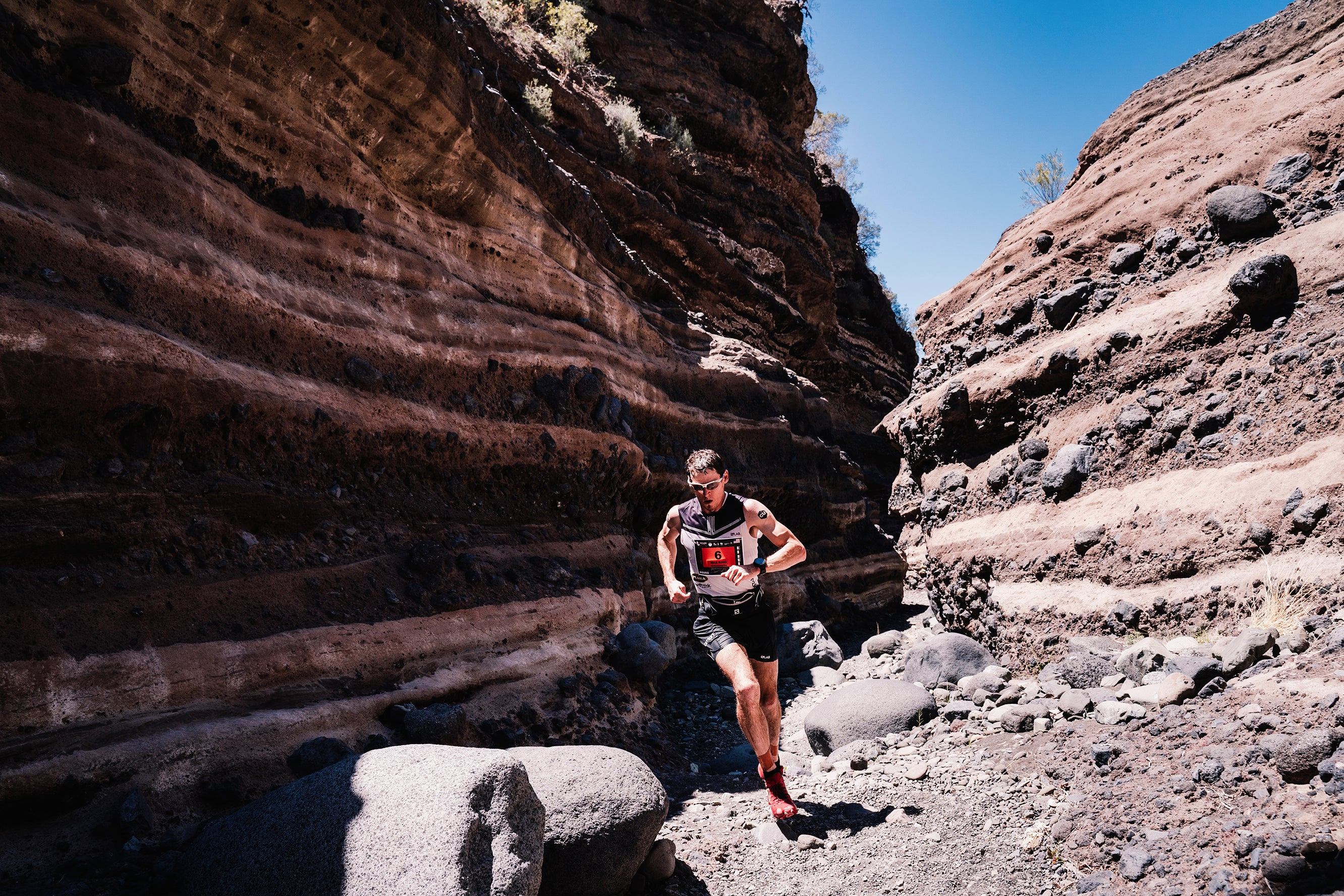 Max King in Transvulcania 2019