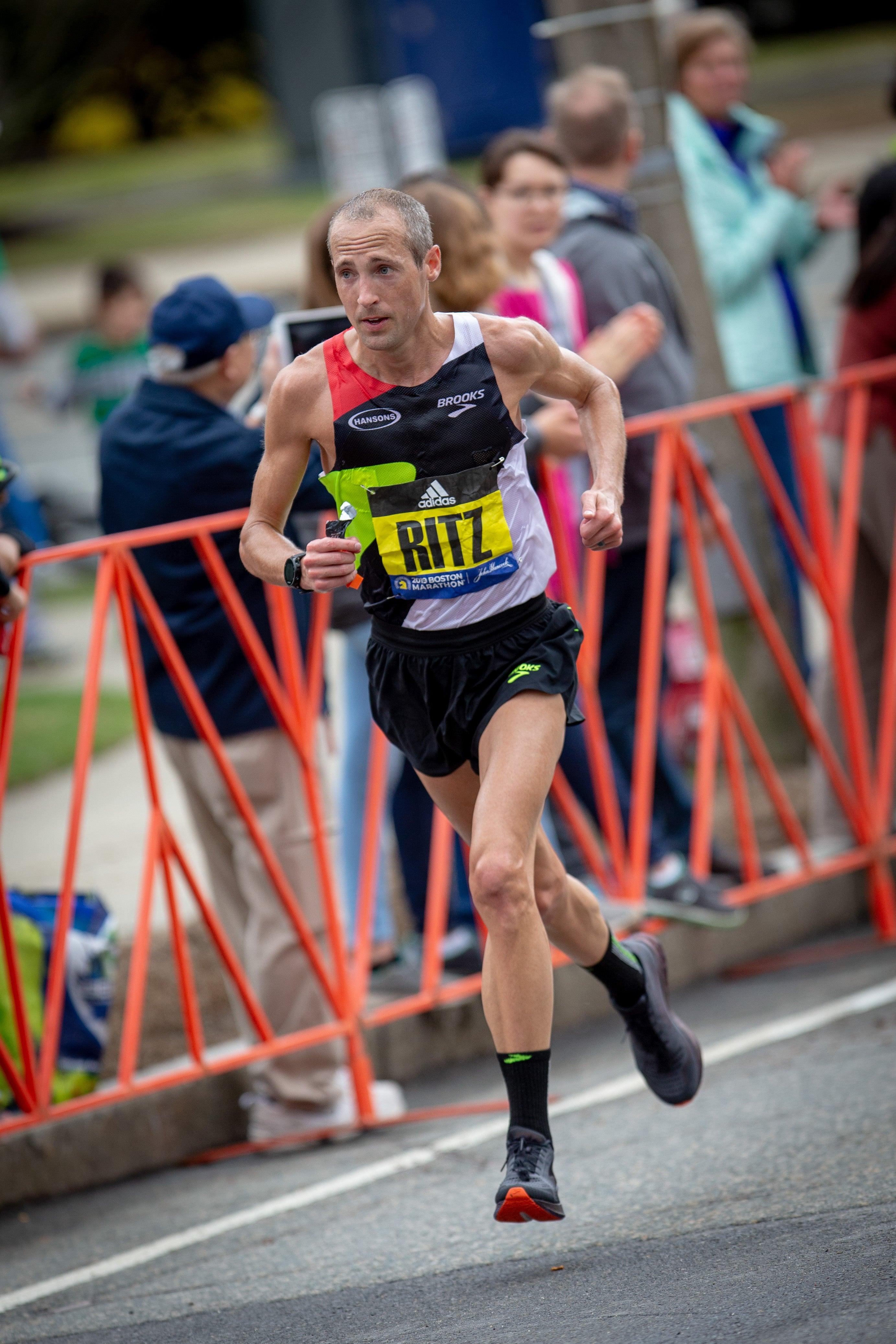 Dathan Ritzenhein Boston Marathon 2019