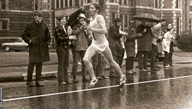 Ron Hill_Boston_Marathon_1970