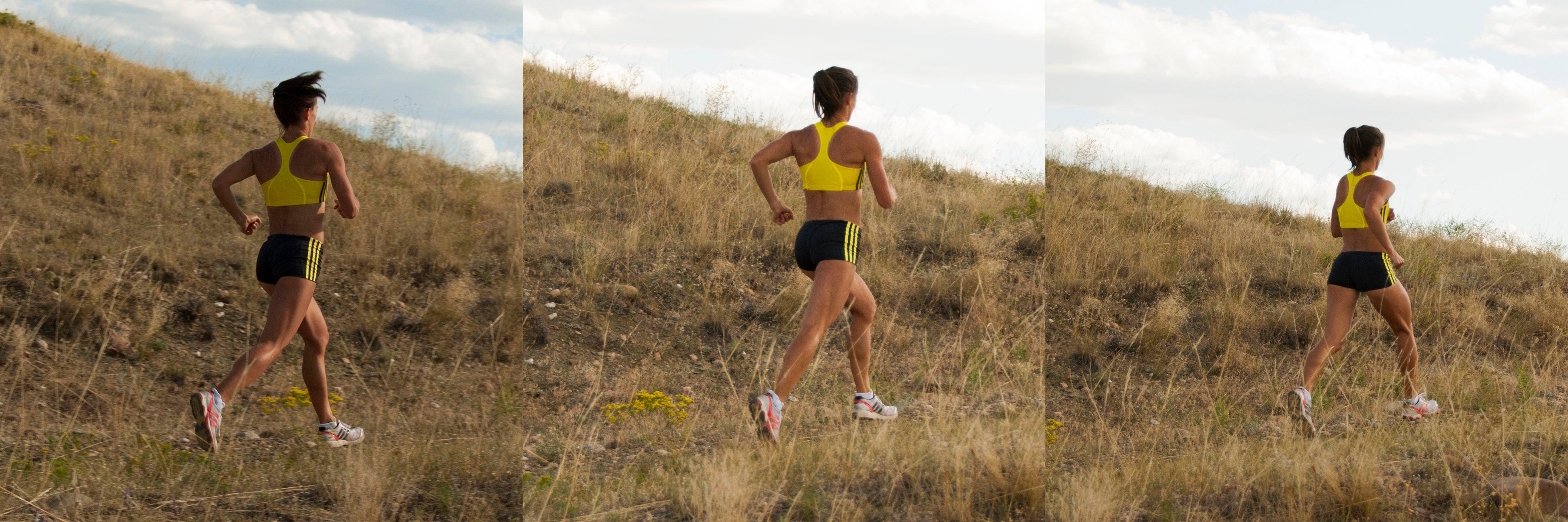 stretch intervals Sara Vaughn