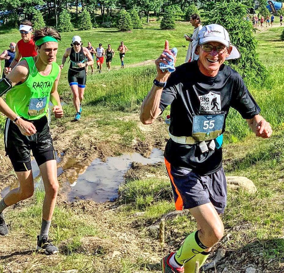 Gene Dykes Ultra Race