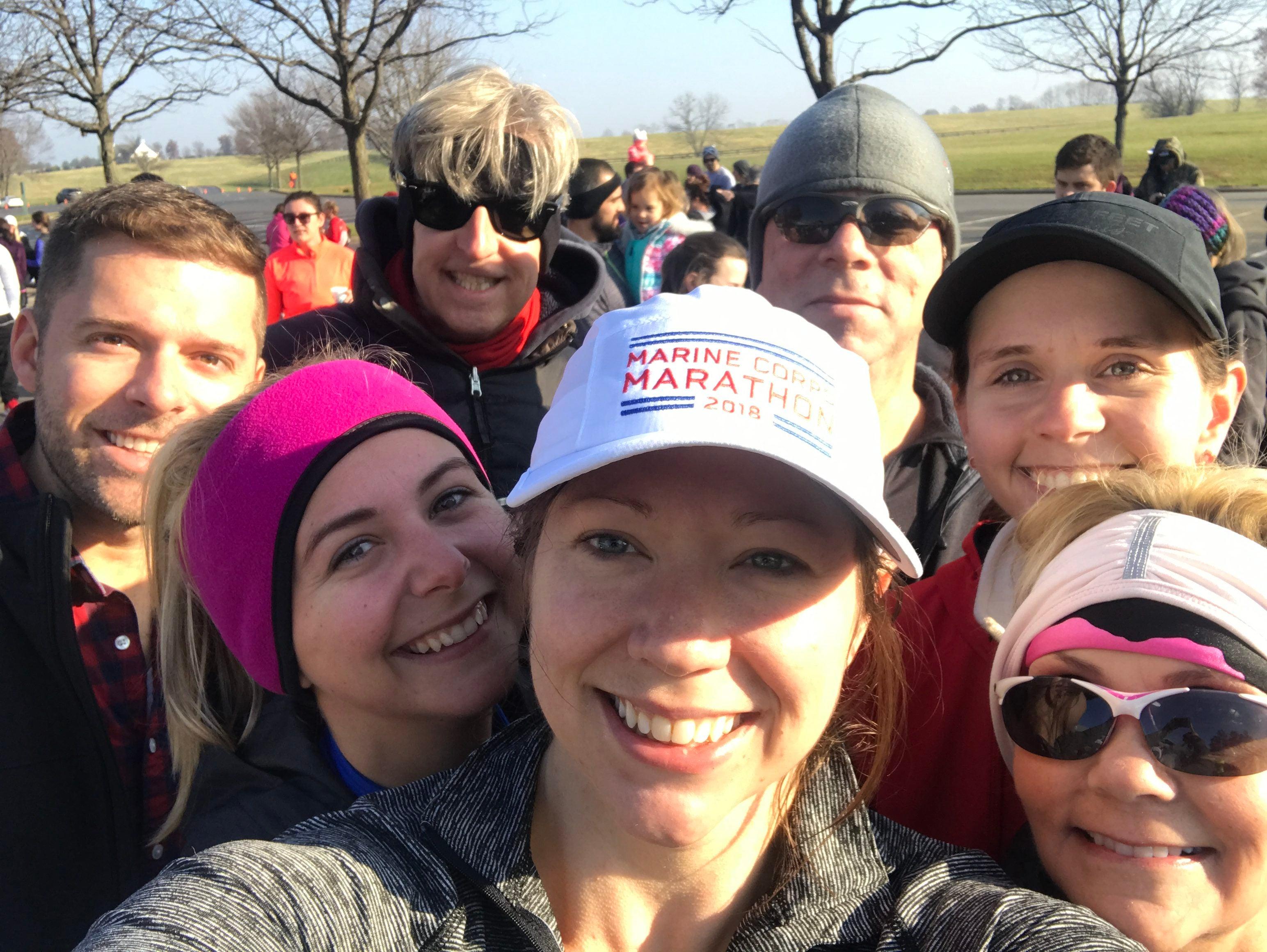 Allison Neikirk Family Run on Thanksgiving