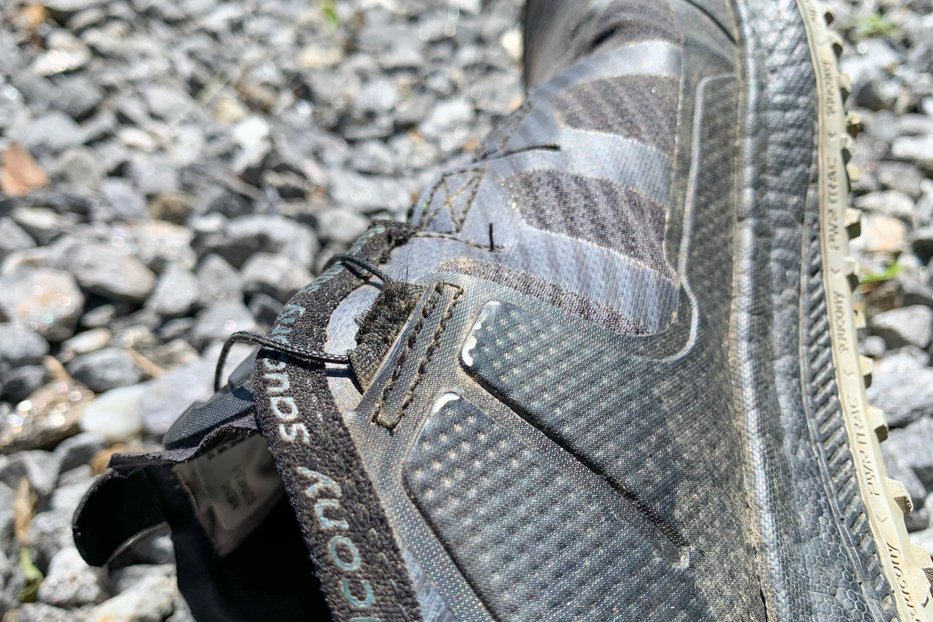 Saucony Switchback ISO trail shoe