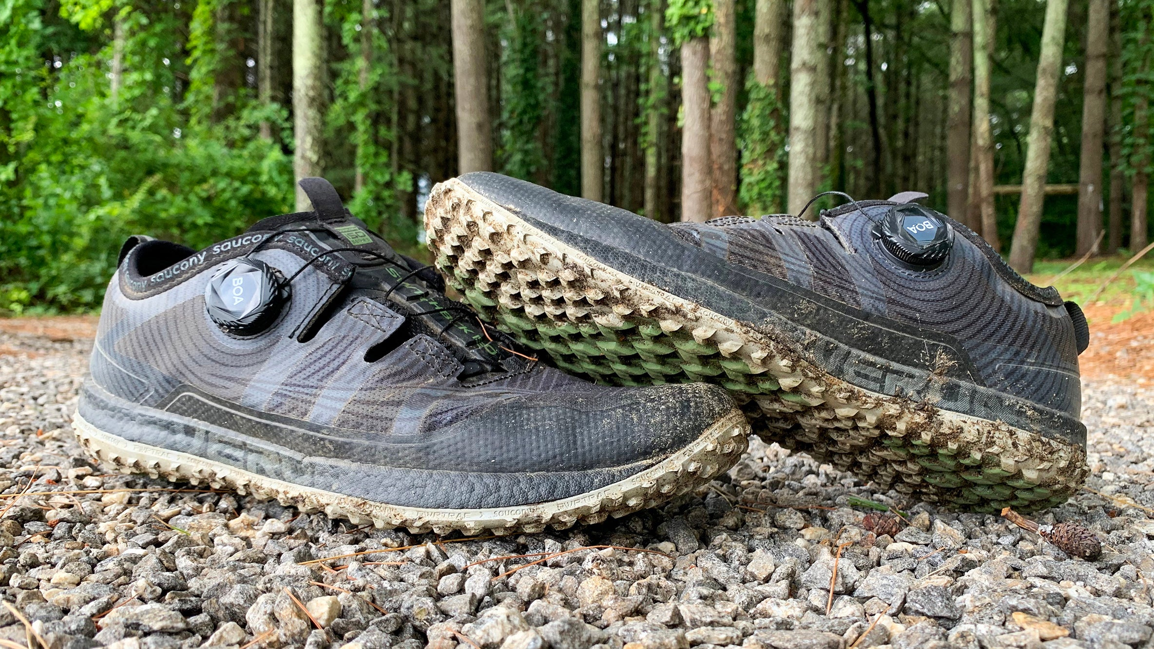 Saucony Switchback ISO Review: 100 Mile