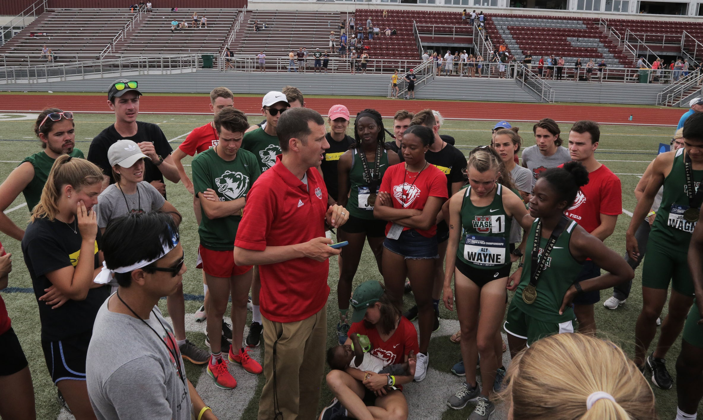 Jeff Stiles and team
