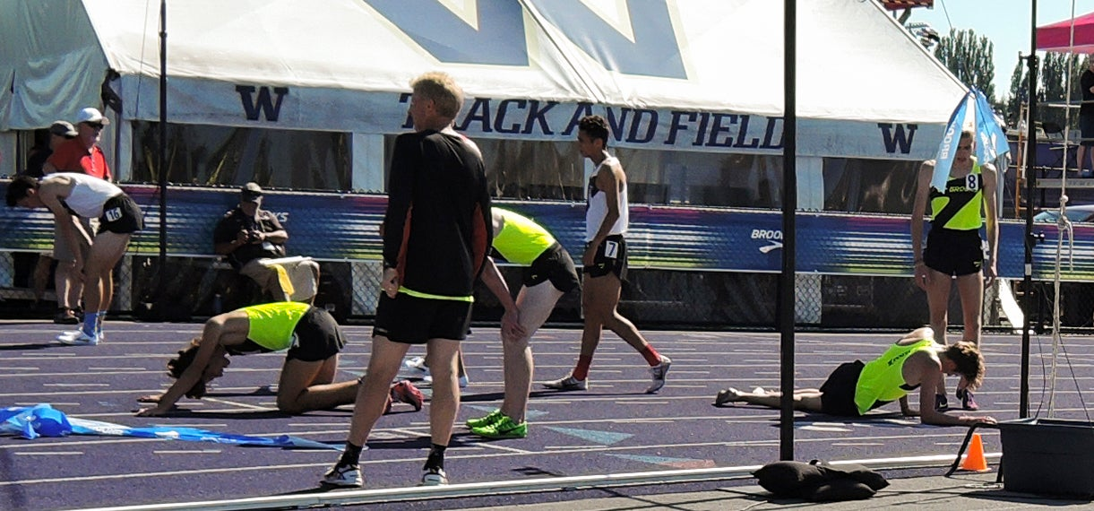 After the 2-Mile, Brooks PR