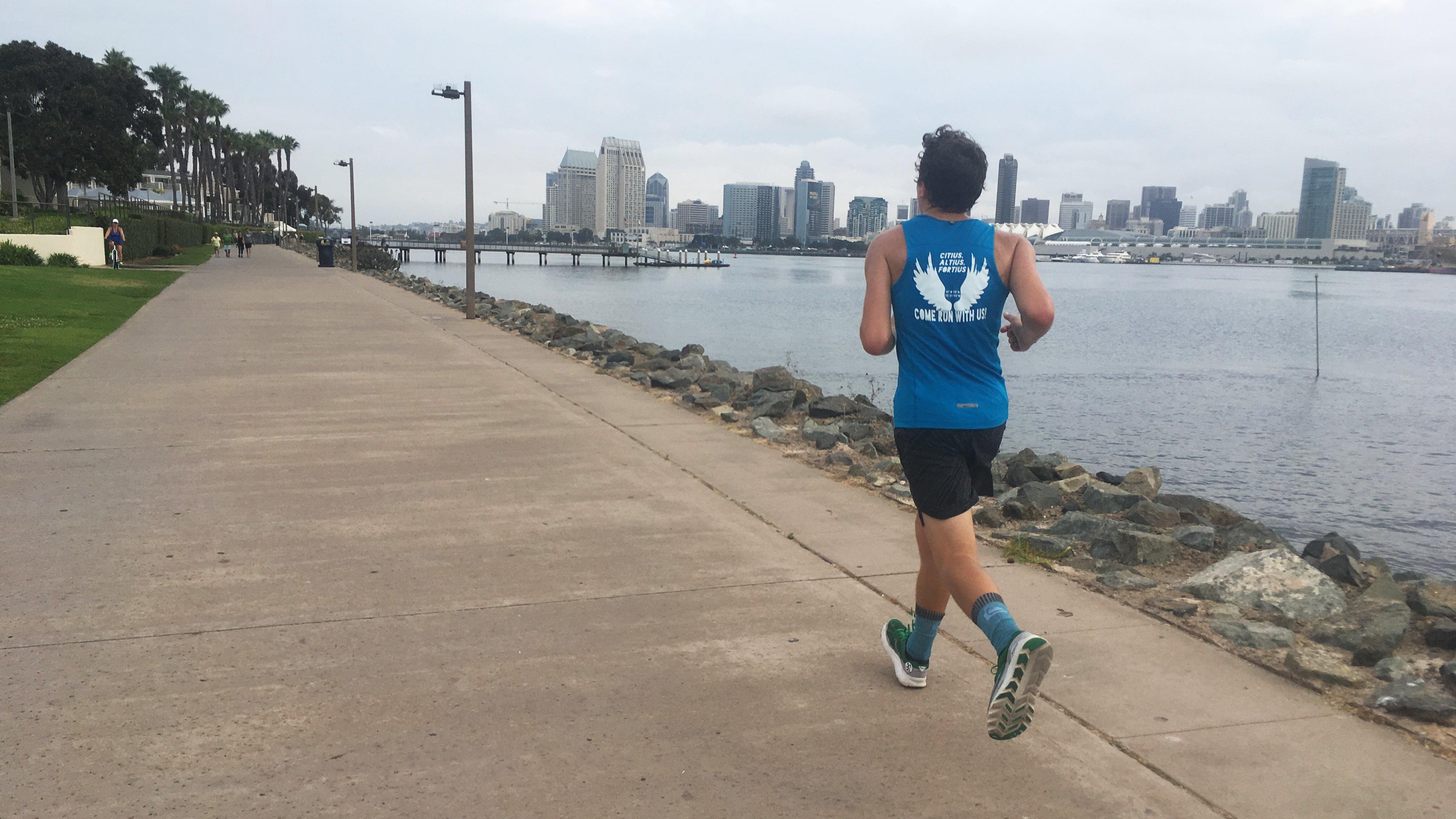 Coronado Running path