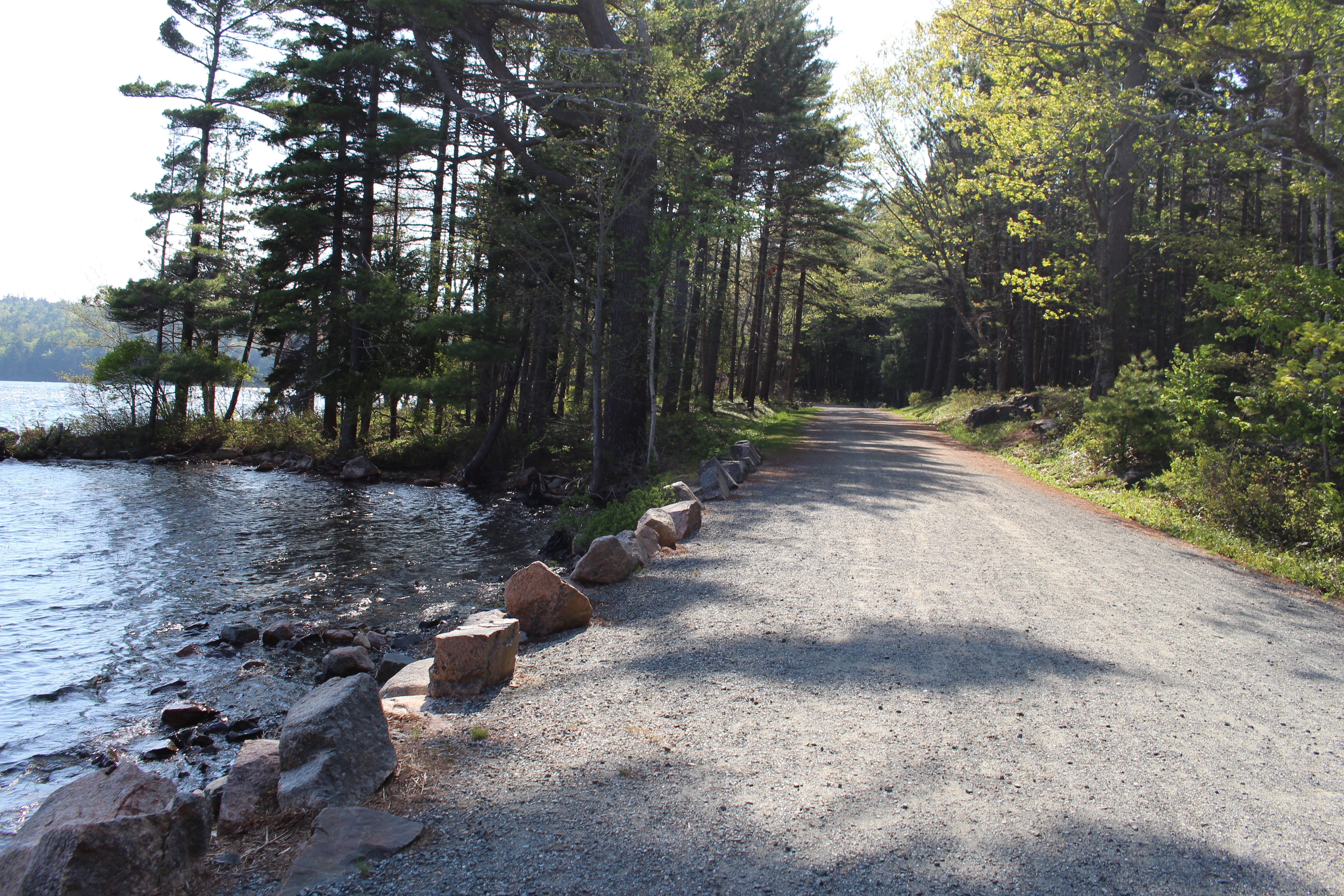 Acadia National Park's Carriage Trails, Maine