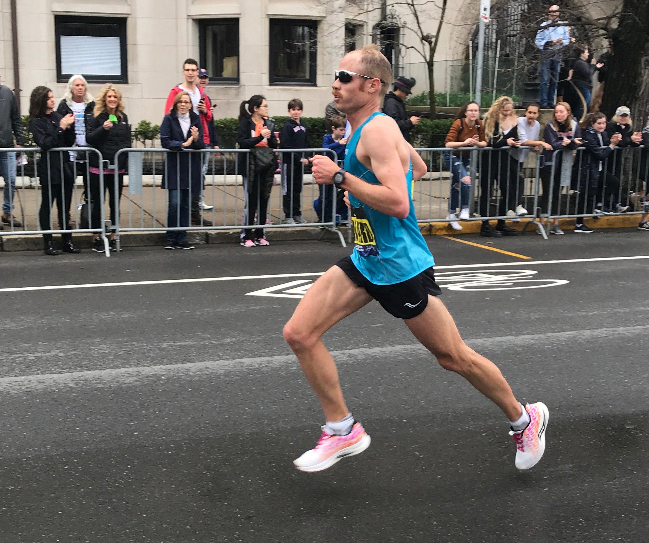 Jared Ward Boston 2019