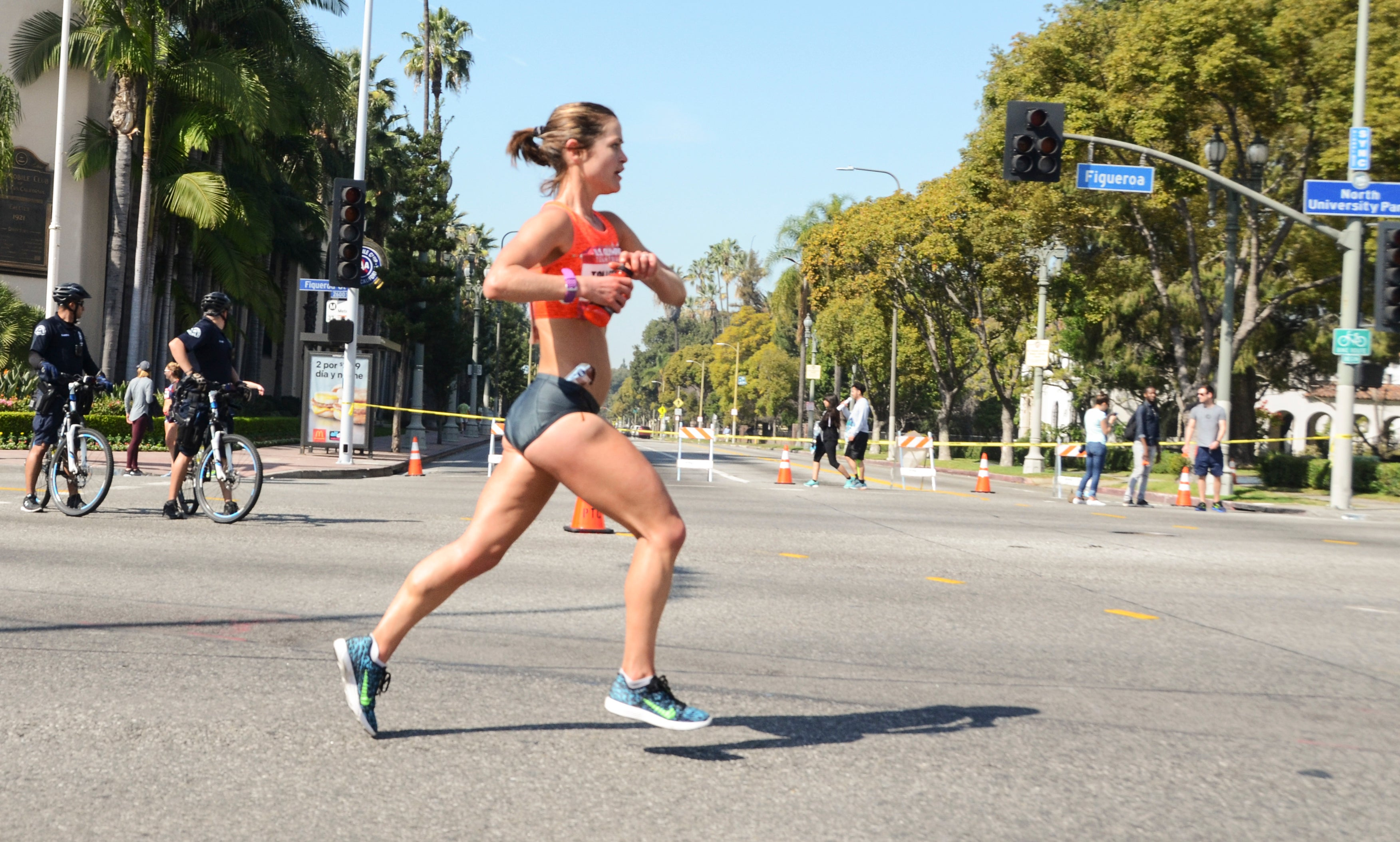 late-race marathon fueling