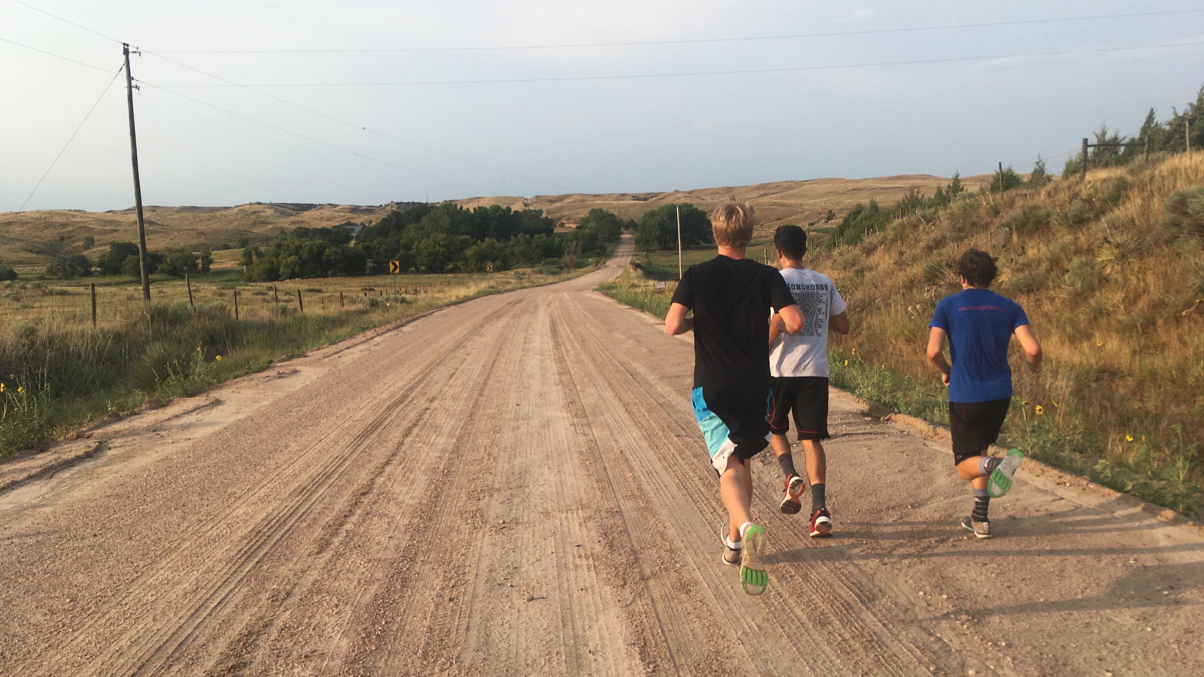 group long run