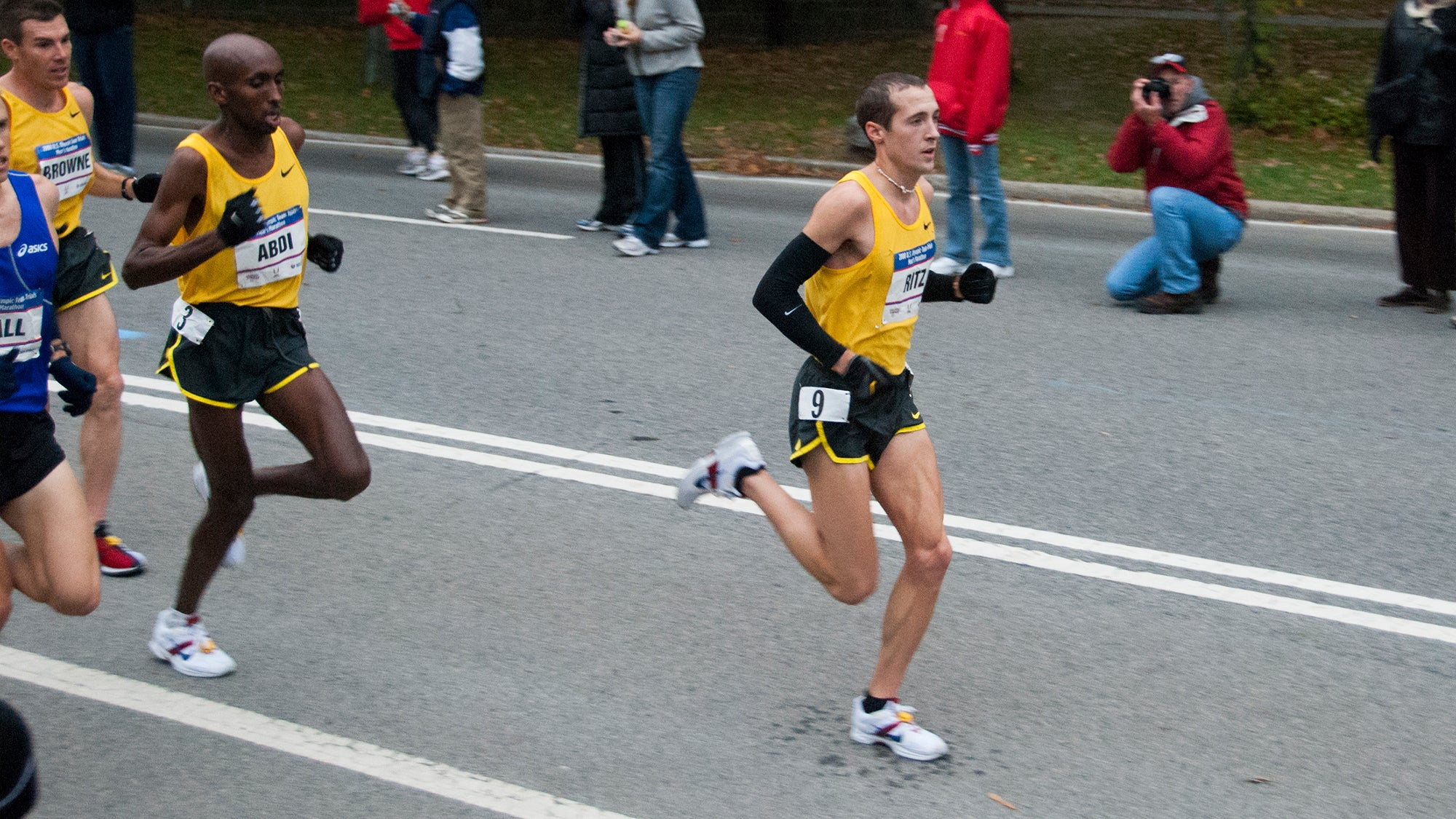 Ritzenhein 07 Marathon Trials