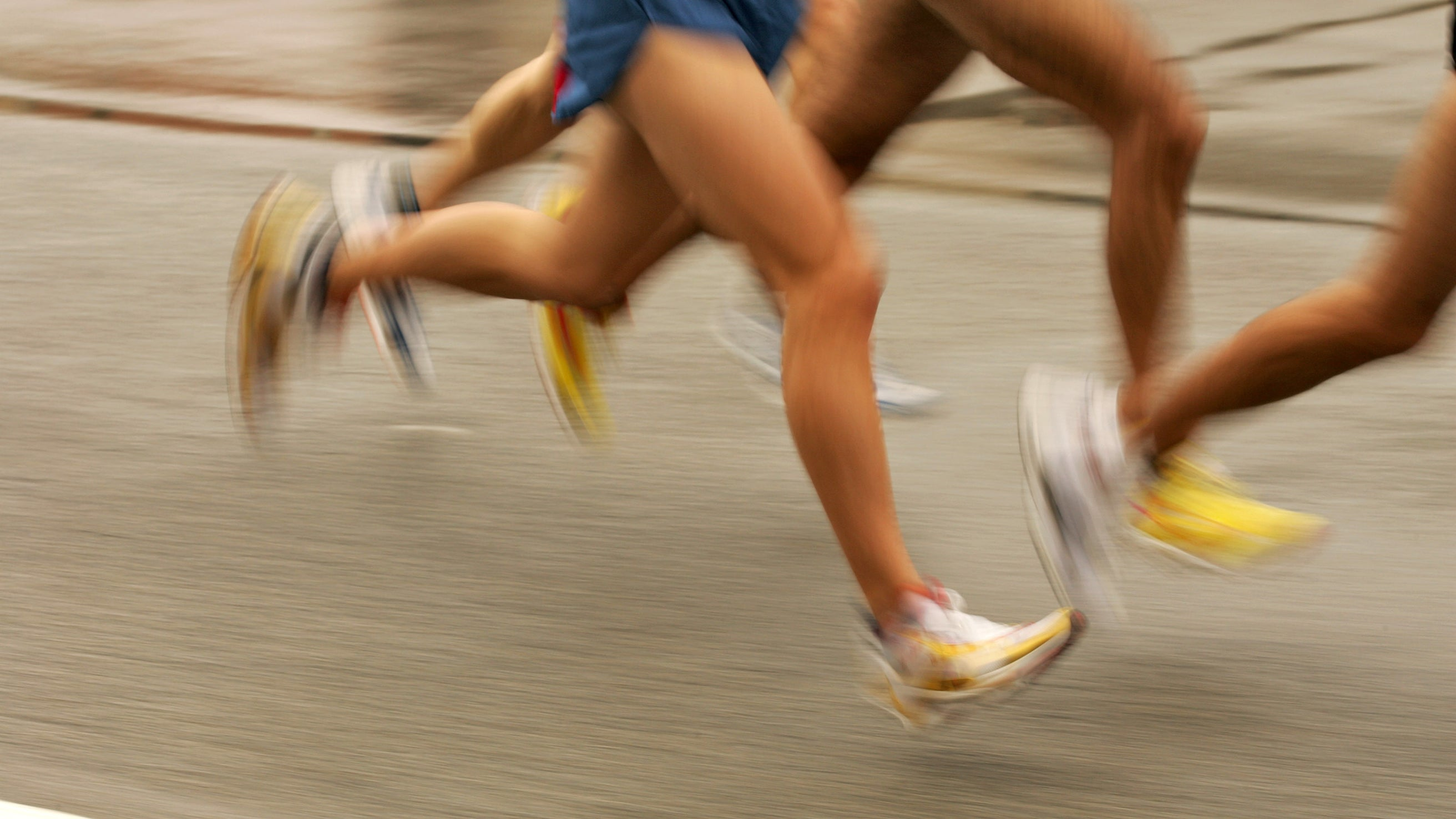 fast running cadence
