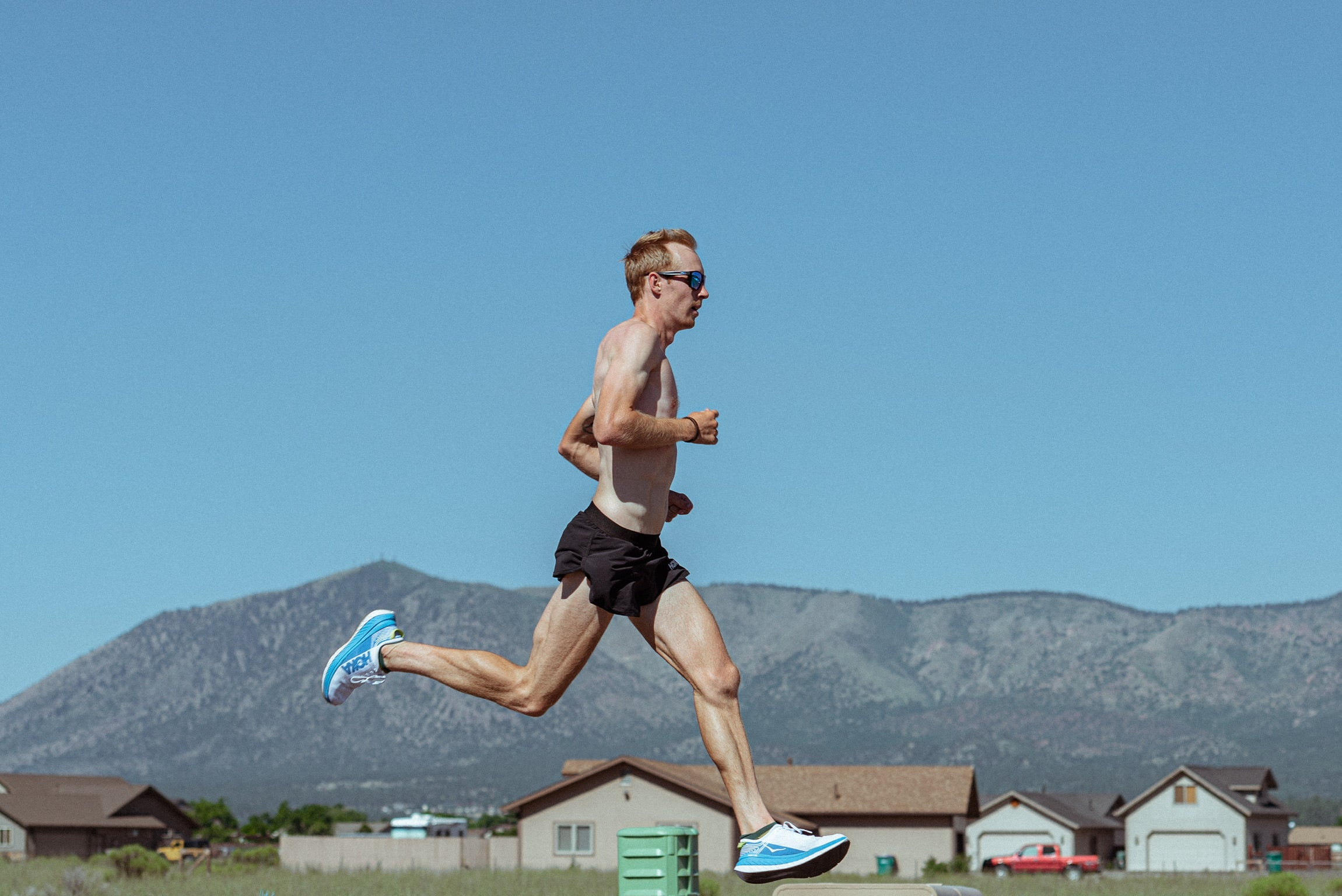 Faubs training in Flagstaff