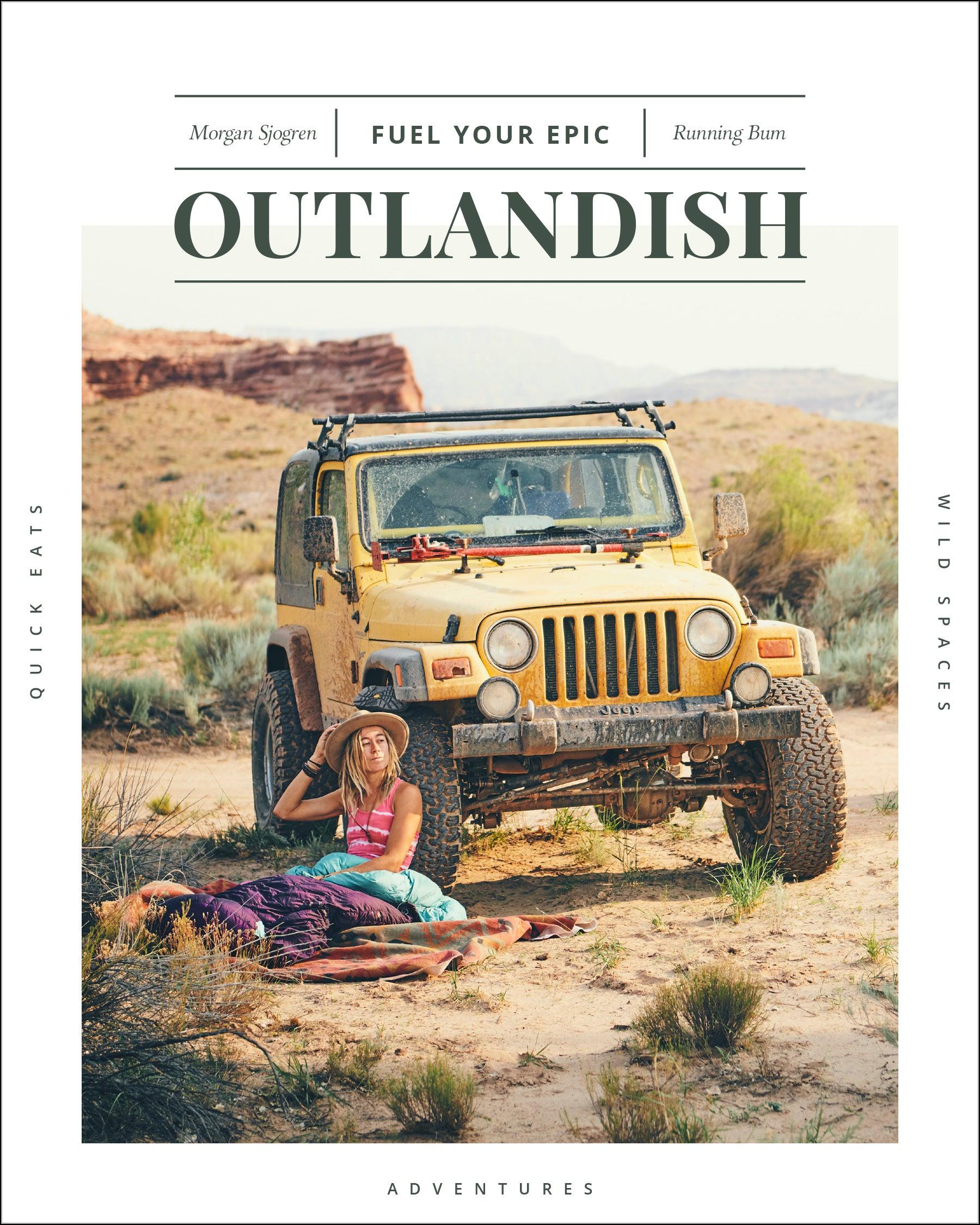 Outlandish by Morgan Sjogren, The Running Bum