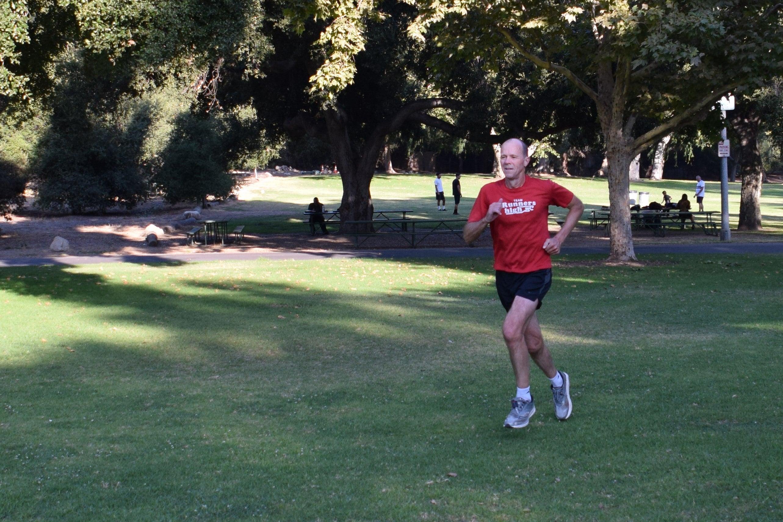 Pete Magill Park Run