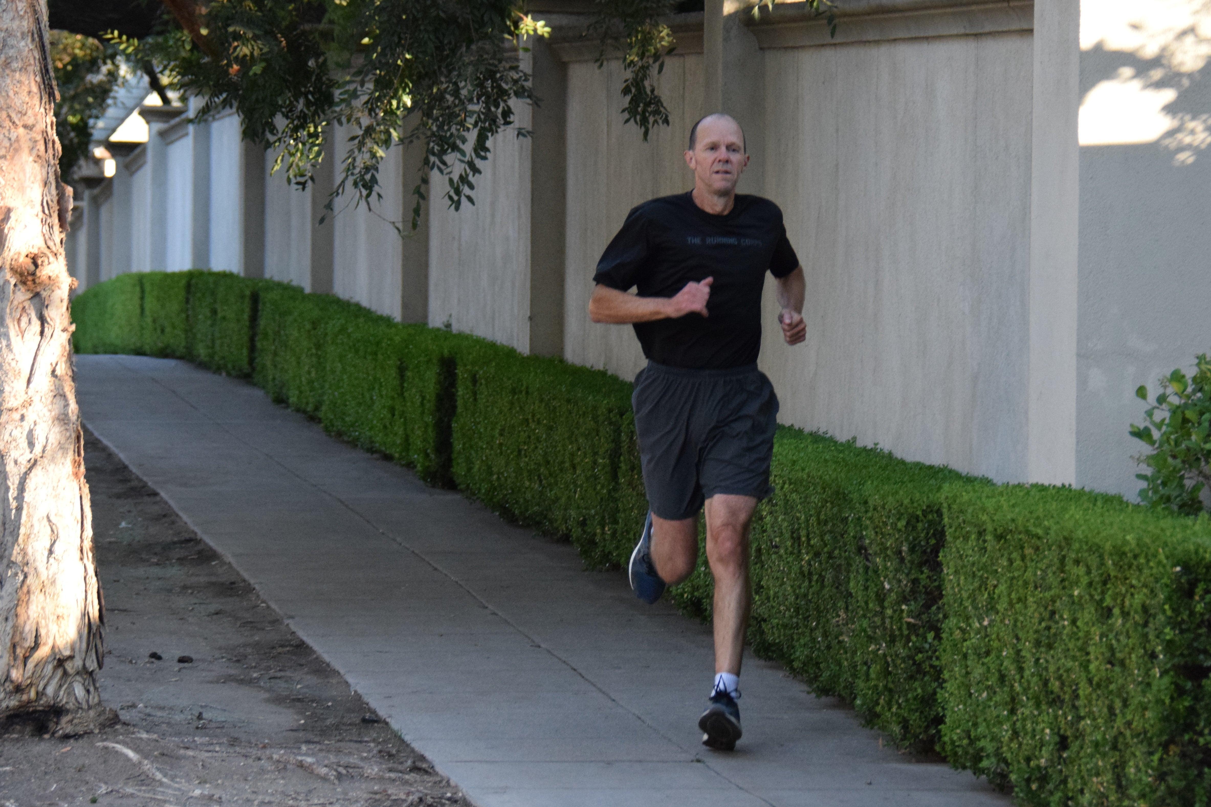 Pete Magill Sidewalk Run