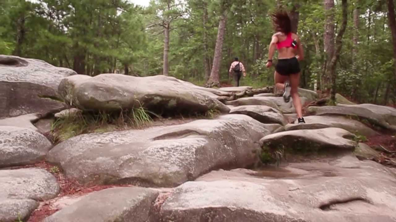 stone mountain running