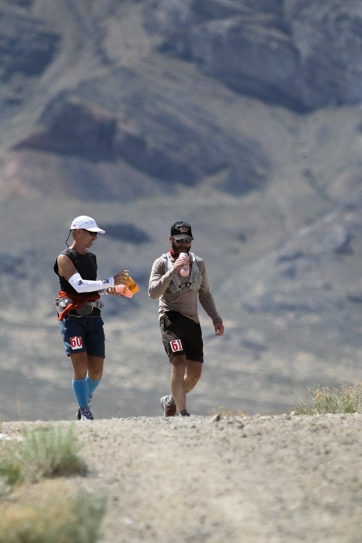 problemi in una ultramaratona