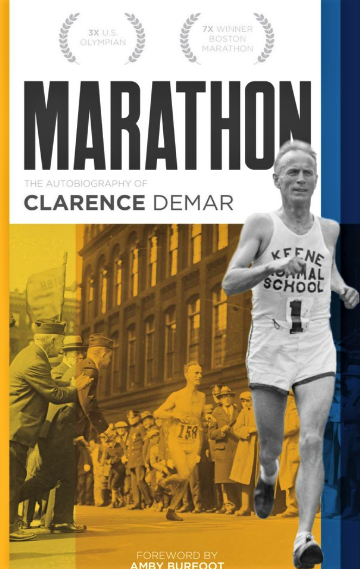 Clarence DeMar book cover