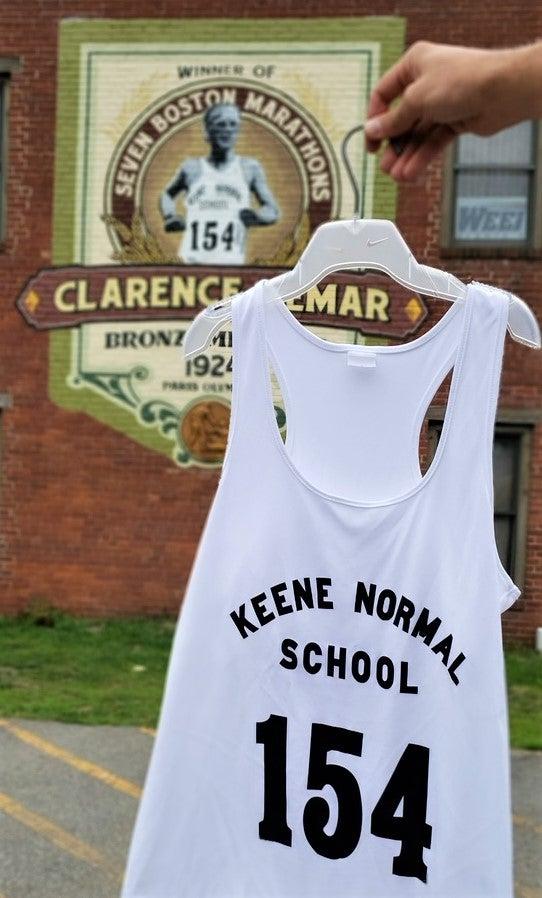 Clarence DeMar shirt