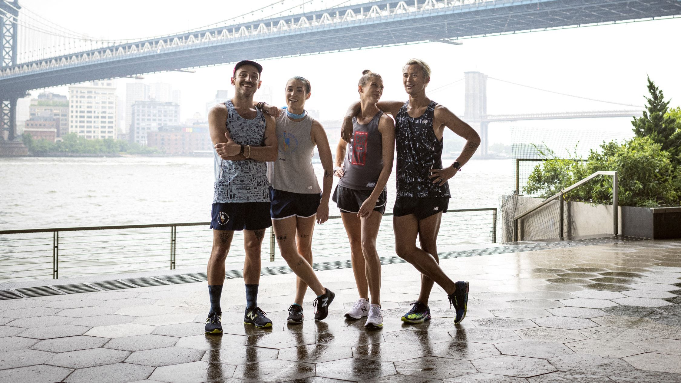 New Balance 2019 NYCM collection