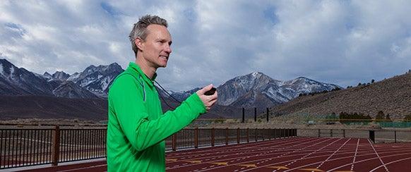 Andrew Kastor coaching