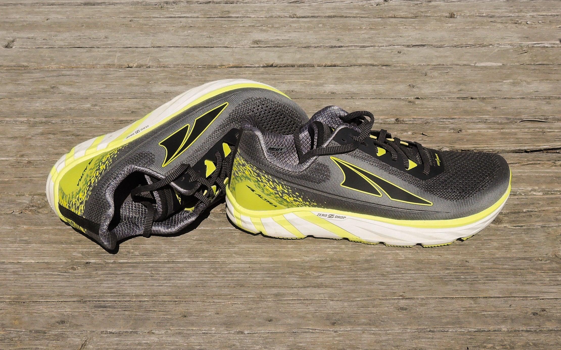 Altra Torin 4 Plush Trail Running shoe with cushioning