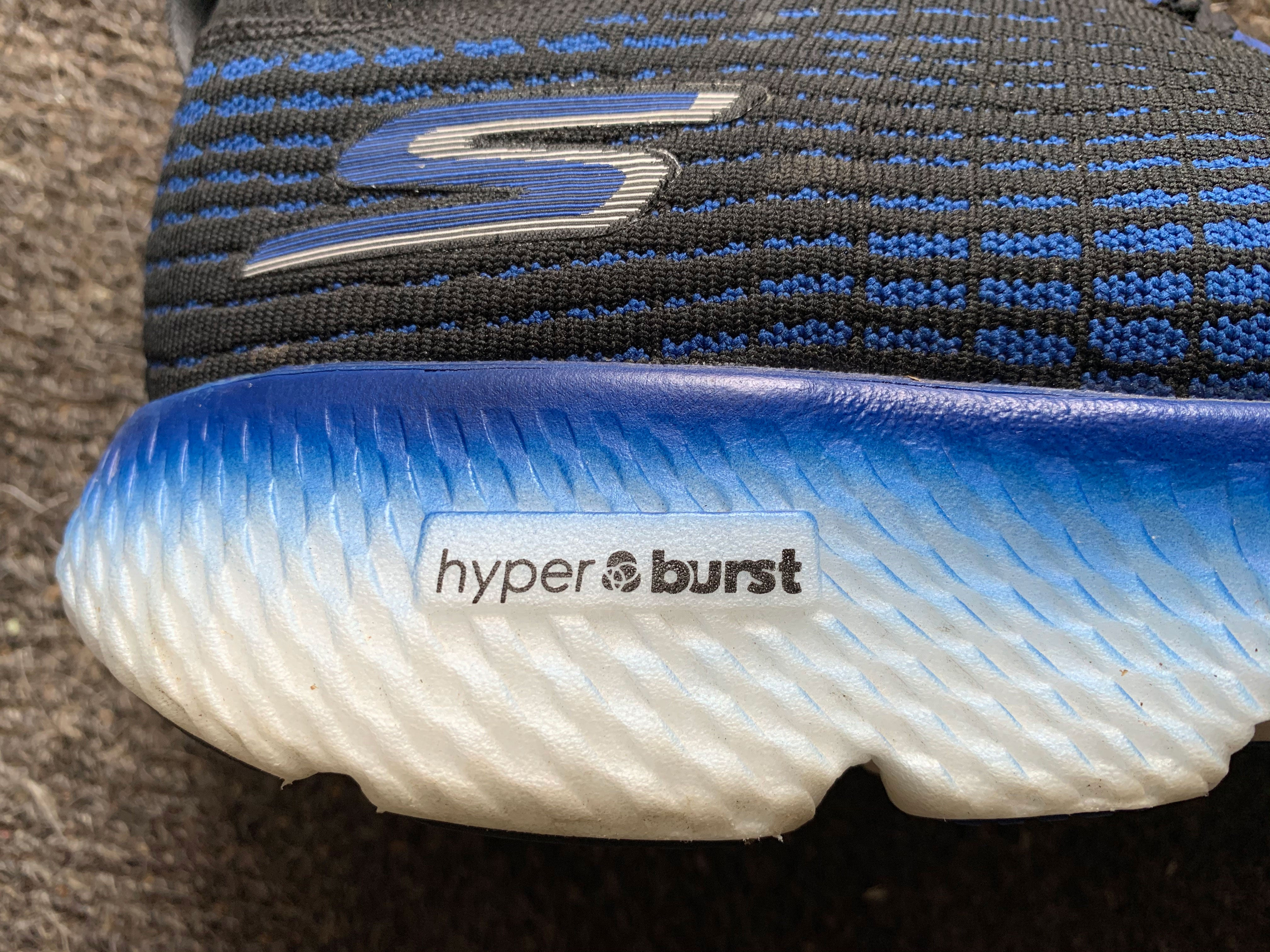 Skechers Hyper Burst midsole