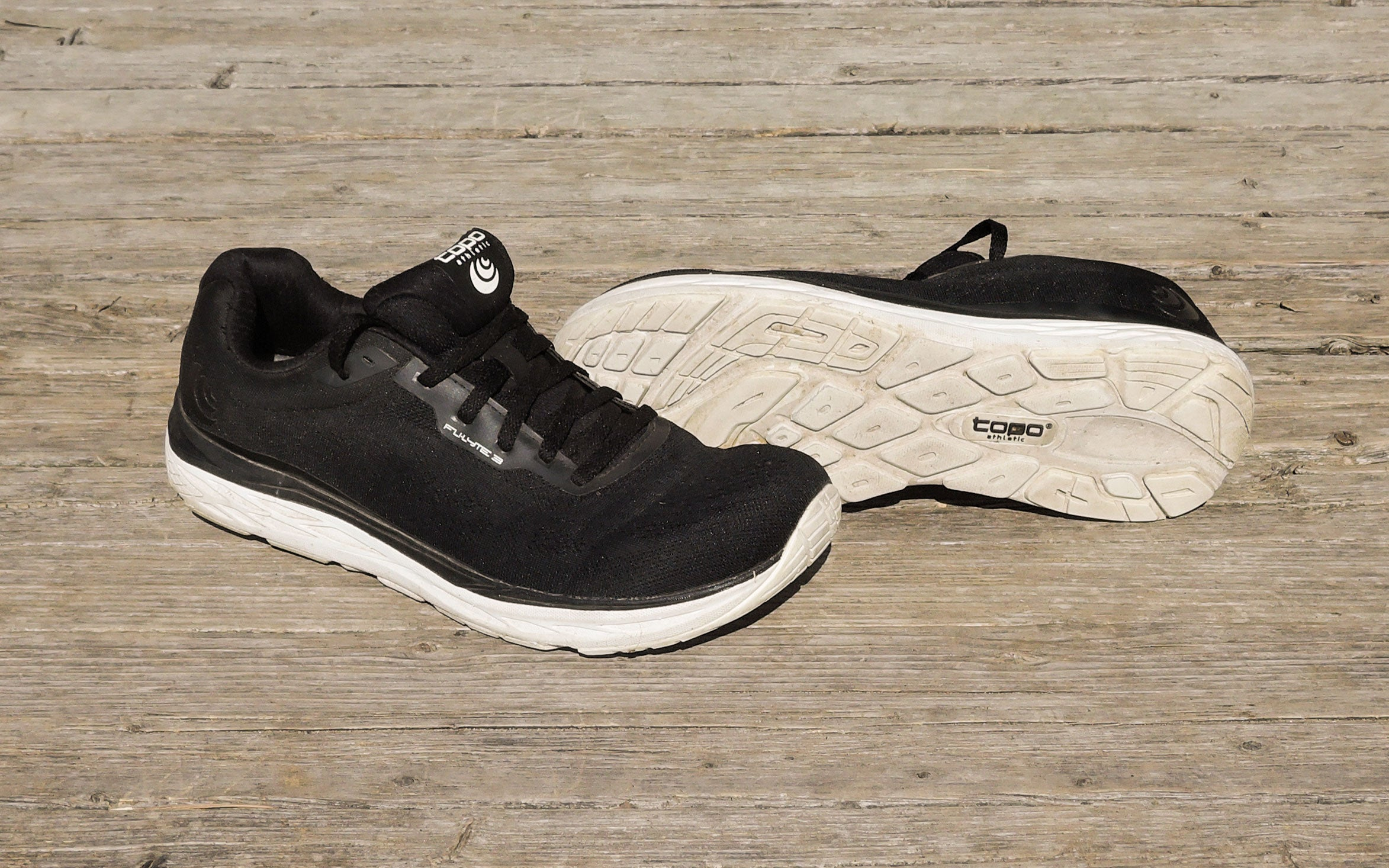 TOPO fil-lyte 3 trail running shoes